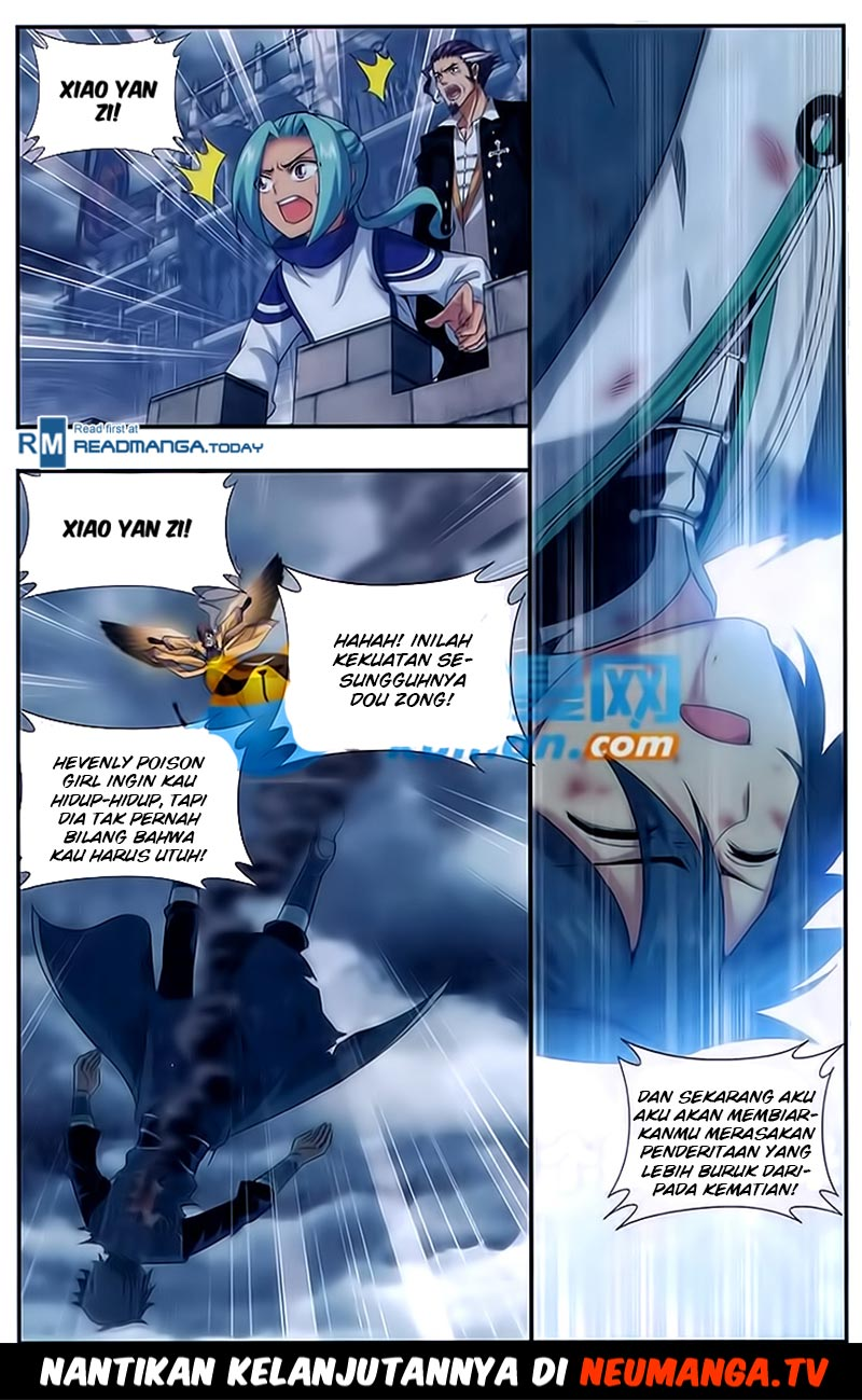 Battle Through the Heavens Chapter 178-46