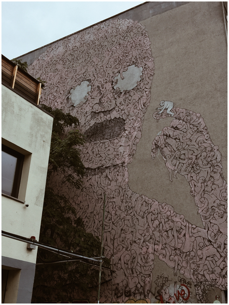travel diary berlin part 2, street art