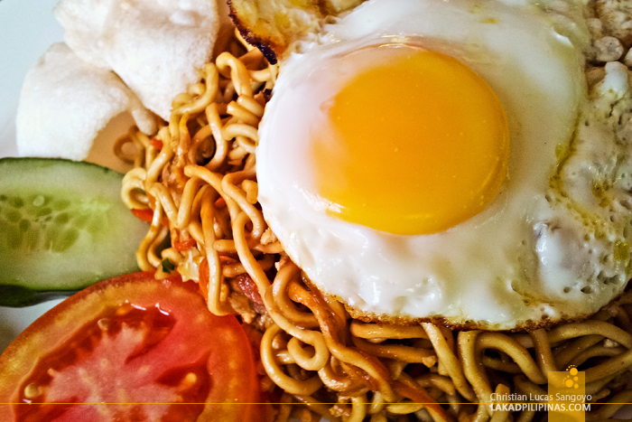 What To Eat In Bali Mie Goreng