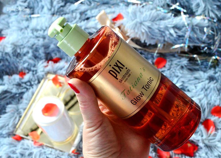 PIXI Glow - kultowy Tonik Rozświetlający z kwasem glikolowym Pixi by Petra recenzja