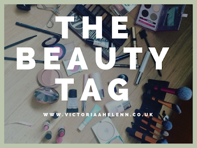 VictoriaaHelenn: Updated Beauty Tag