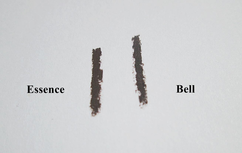 Bell Precision nr 08 i Essence 02 Hot Chocolate