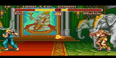 Super Street Fighter II - Captura 4