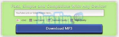 Cara mendownload mp3 dan video youtube dengan mudah 2