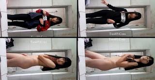 Clip: Em nữ sinh vào toilet cởi đồ tự sướng manh động Vl ra (y)