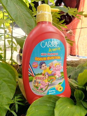 Carrie Junior Odour Buster