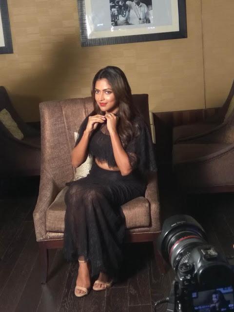 Actress Amala Paul Stills at VIP 2 Audio Launch