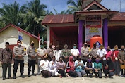 Tinjau KTN di Gunung Meriah, Begini Pesan Kapolres dan Dandim Aceh Singkil