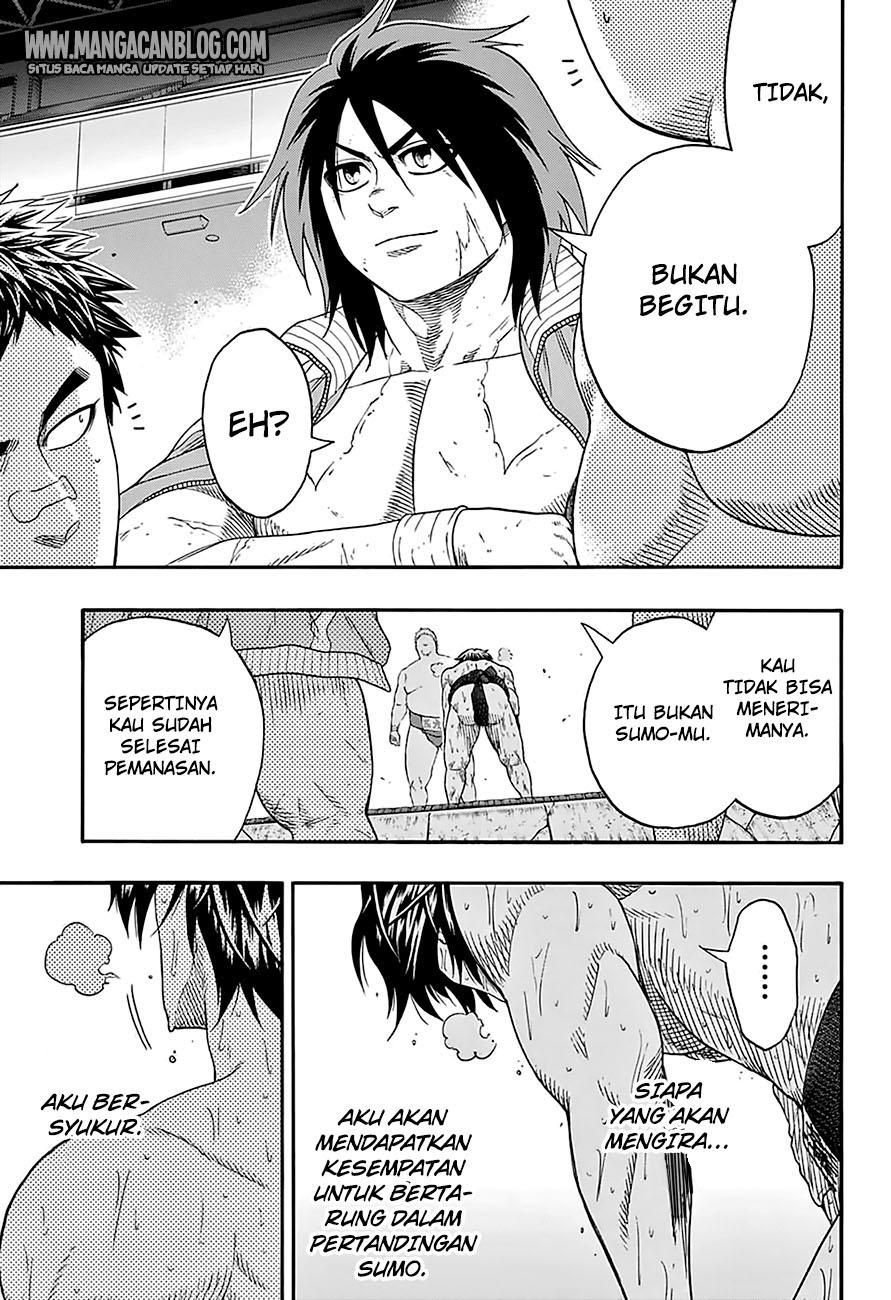 Hinomaru Zumou Chapter 139-4