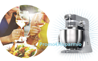 Logo Concorso ''Don't worry c'è Ceroxmed'': vinci 214 voucher degustazione e 30 planetarie Electrolux