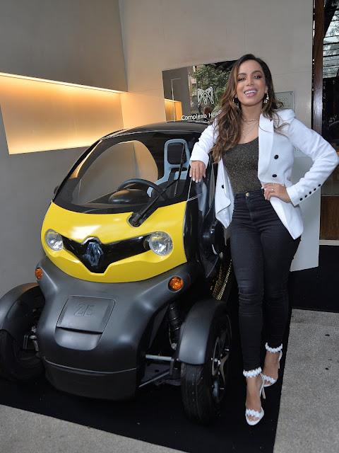 Renault Twizy Anitta