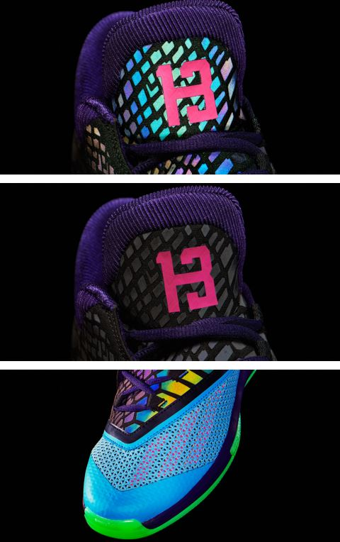 0c77a5f0f298 The Aurora Borealis Collection launched at adidas.com January 28 with Harden s  PE dropping February 12. Look for additional Crazylight Boost 2.5 Harden PEs  ...