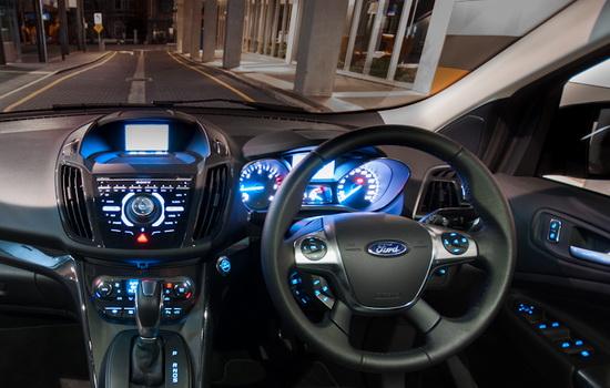 KeSimpulan Ford India berkolaborasi dengan Hungama, MapMyIndia, AccuWeather, InShorts dan Pparke