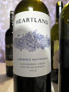 Heartland Cabernet Sauvignon 2013 (89 pts)