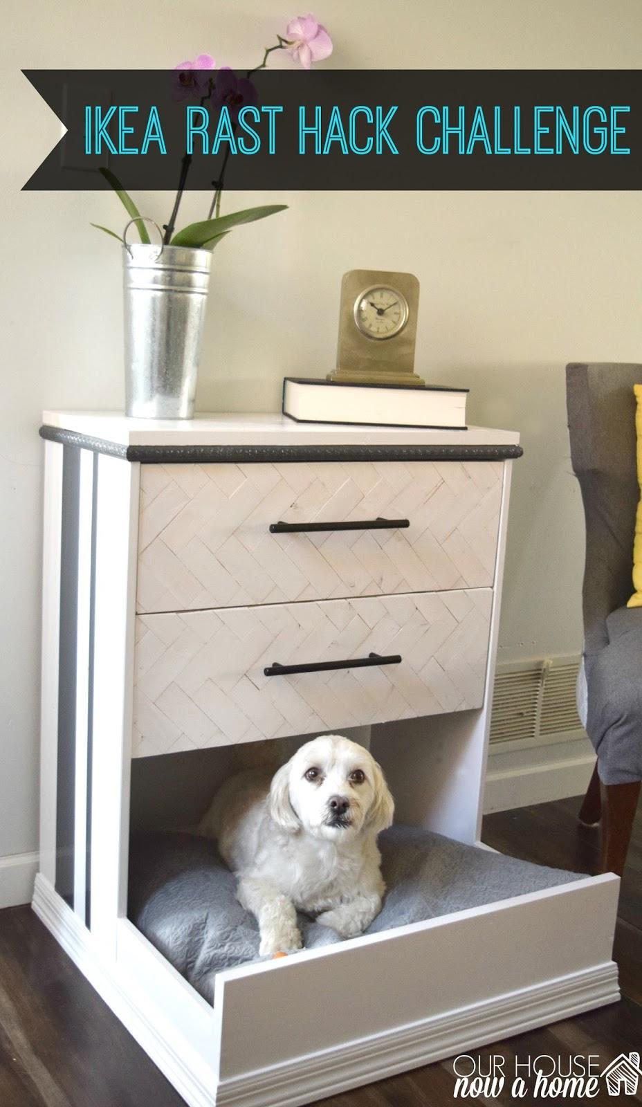 Ikea Rast Dresser Hack Dresser Into Dog Bed Our House Now