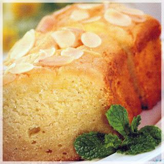 Cara membuat cake tape almond