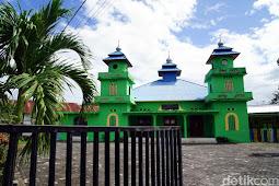 Masjid Jami An Nur, masjid tertua di Kota Bitung