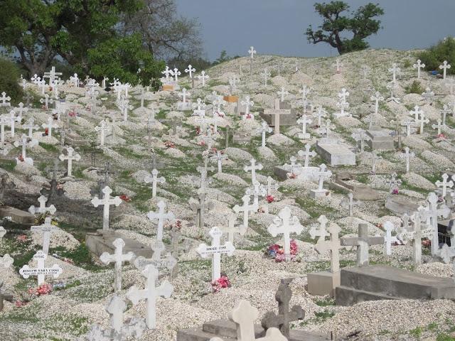 Cementerio de Fadiouth (Senegal 2013)