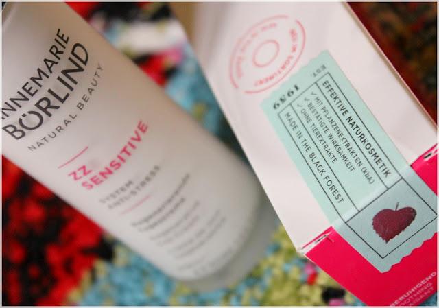 Crème de jour régénératrice ZZ Sensitive Annemarie Börlind - Blog beauté Les Mousquetettes©
