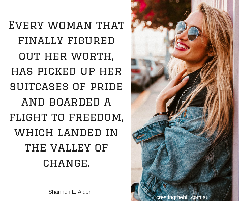 Every woman that finally figured out her worth.... Shannon L Alder quote