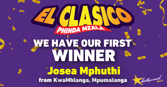 First Winner: Josea Mputhi