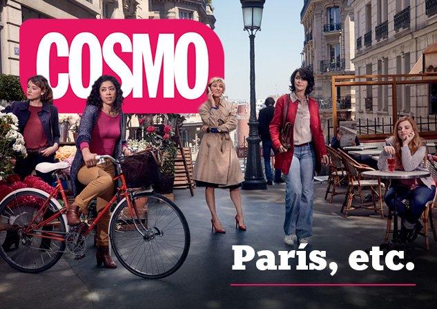Paris, etc. serie cosmo