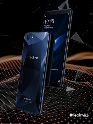 Realme 1 with 6GB RAM, Helio P60 launched in India