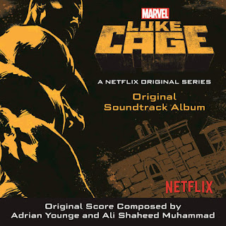 Luke Cage (Original Soundtrack) (2016) - Album Download, Itunes Cover, Official Cover, Album CD Cover Art, Tracklist