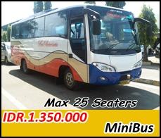 Harga Rental MiniBus Medan