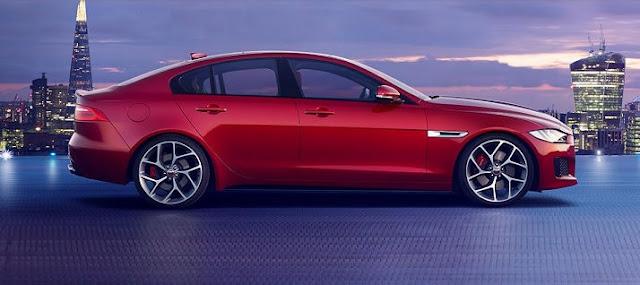 Jaguar XE 20d Design