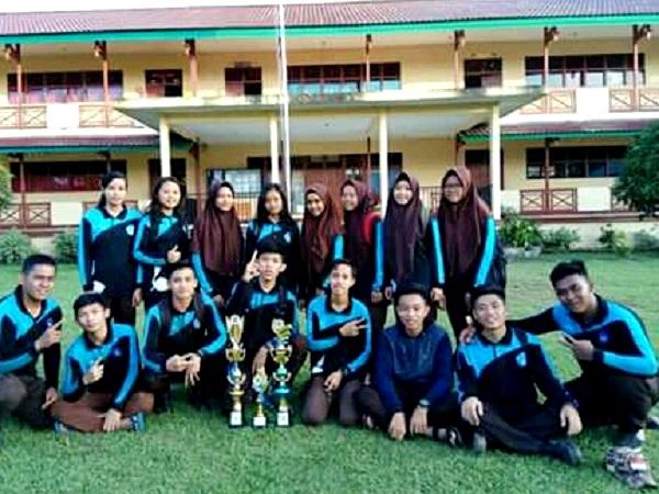Gudep SMAN 1 Putussibau Raih 3 Piala Lomba Penjelajahan Alam Giri Wana Rally