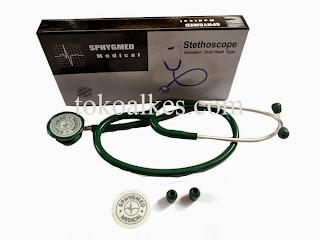 bagian stetoskop