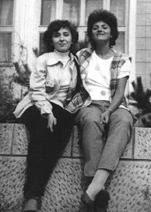 Claudia Mihai şi Nina ION