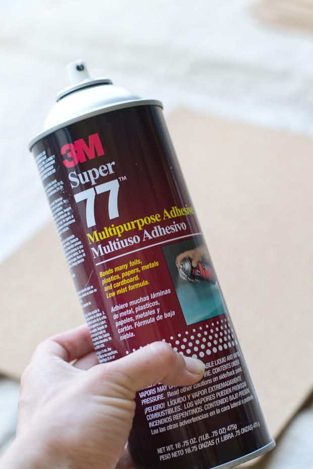 3m 77 spray