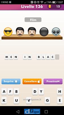 Emoji Quiz soluzione livello 136