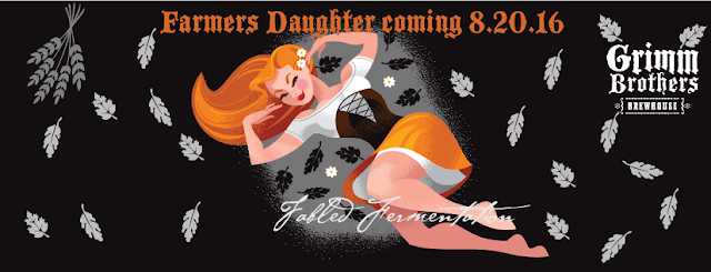Grimm Brothers Farmer's Daughter Oktoberfest Lager