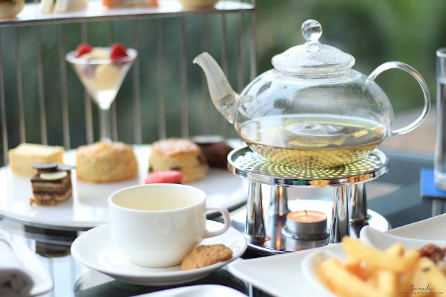 Hilton Kuala Lumpur Afternoon Tea Review; Hilton KL Lounge Afternoon Tea Affair; Hilton KL Afternoon Tea price; Hilton KL Afternoon tea set time; Malaysia Food Digital Magazine; afternoon tea review