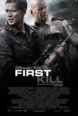 First Kill 2017 DVD R1 NTSC Latino