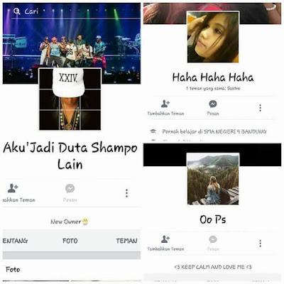 10 Nama Alay di Facebook Ini Punya Pasangannya, Kocak Banget!