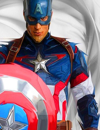 CAPTAIN AMERICA DOCTOR GAME