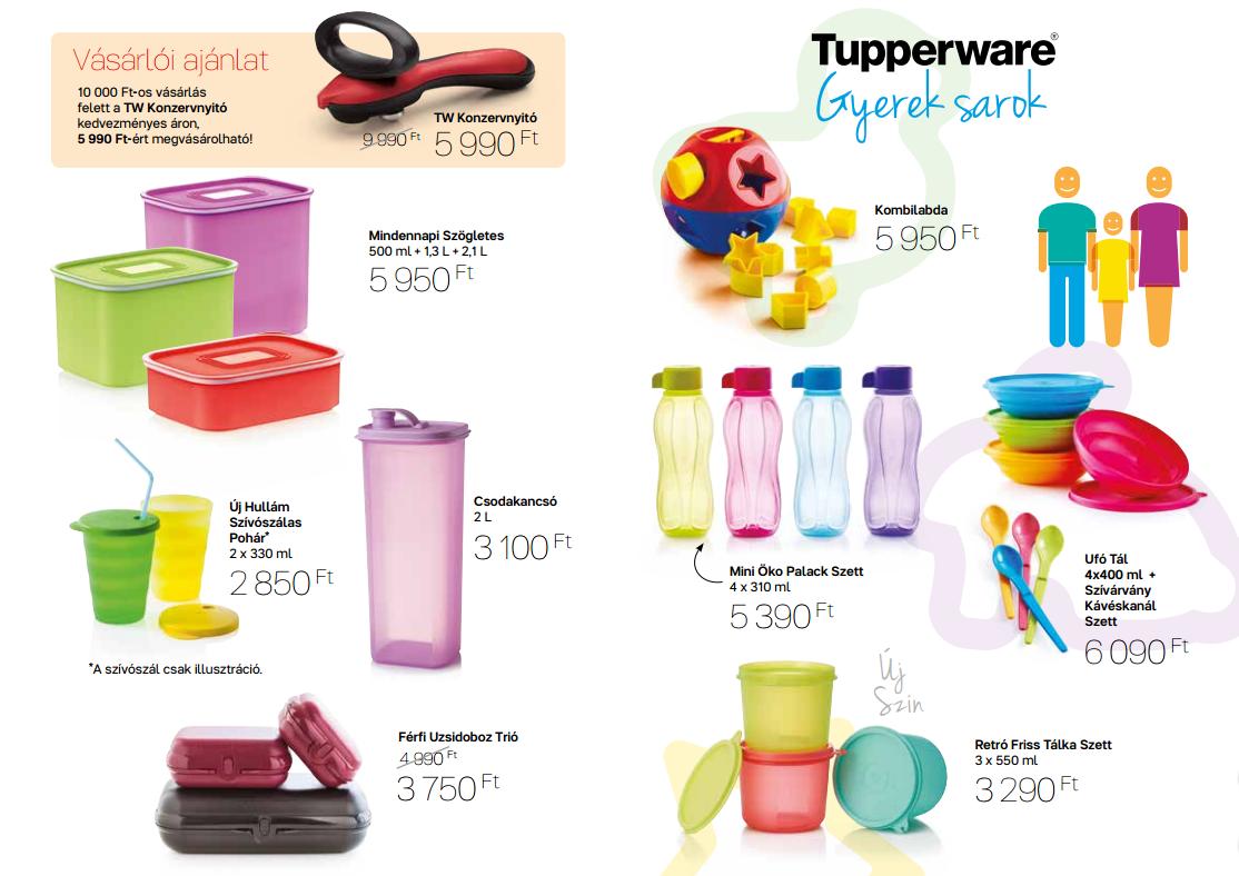 40e979b419 Tupperware termékek: 2016