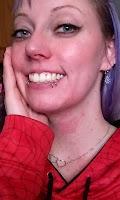 red skin neck burn retin a winged eyeliner tutorial makeup pinup girl