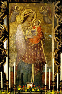 Virgen de Rocamador - Anónimo - Siglo XIV