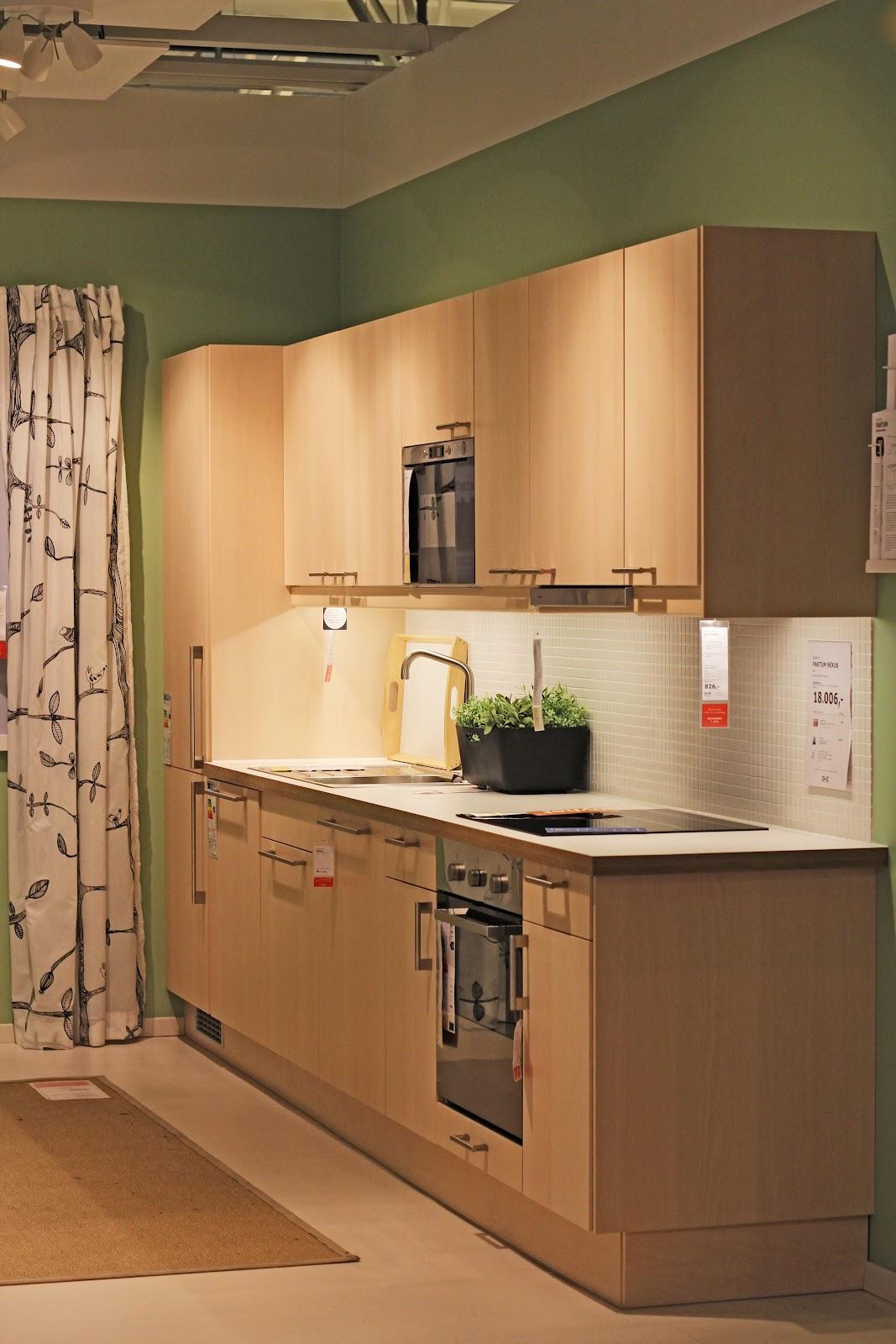 Hyggelig Ikea Benkeplate Kjøkken | Sigdal Kjøkken Nordisk Sigdal Kjokken As WU-94
