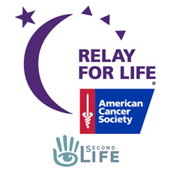 Relay for Life Second Life FB Page