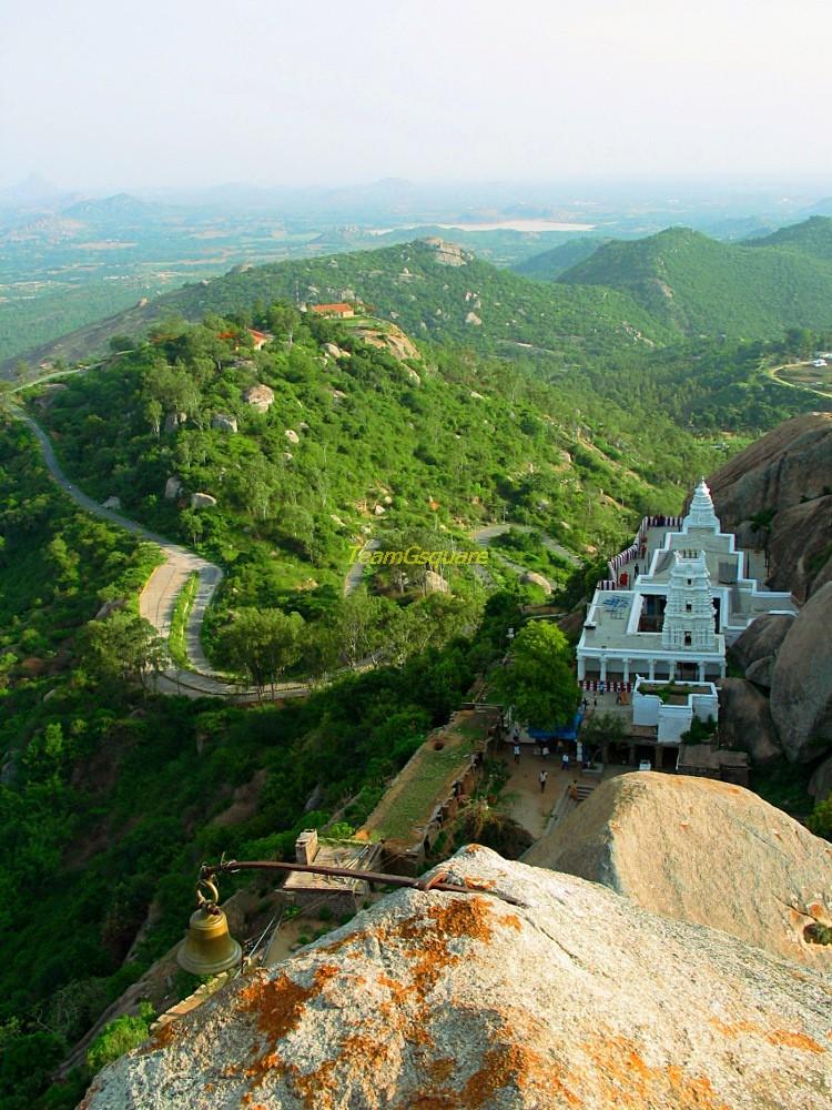 Sri Yoganarasimhaswamy Temple, Devarayanadurga