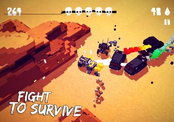 Fury Roads Survivor Mod APK