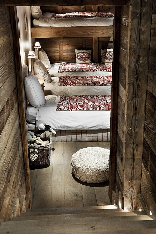 30 Rustic Chalet Interior Design Ideas: 30 Rustic Chalet Interior Design Ideas