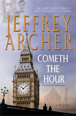 Bea's Book Nook, Review, Cometh the Hour, Jeffrey Archer
