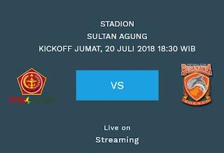 PS Tira vs Borneo FC